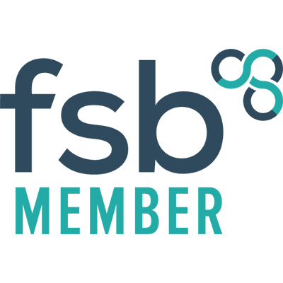 member of the federation of small business logo