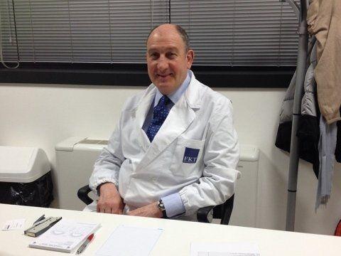 Foto del Dott. Pierantonio Barea