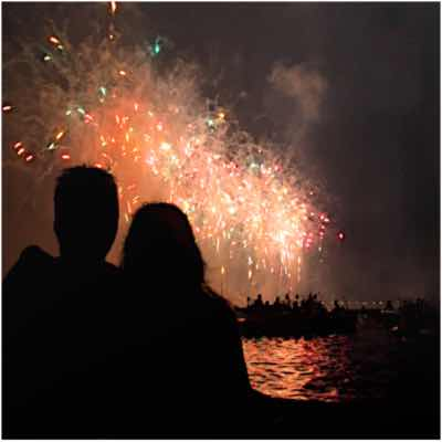 Sunset Dolphin Tour, Fireworks, and Nature-Lover Cruise on Hilton Head Island, SC