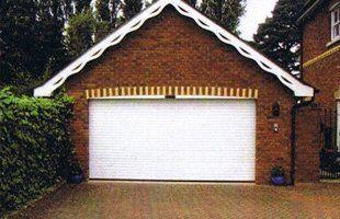 rolling shutter garage door