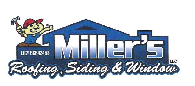 Locate Miller S Roofing Amp Siding Llc