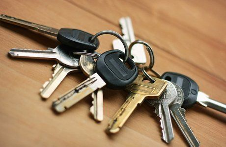 Multiple keys