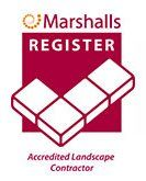 Marshall's Accredited Landscape Contractor