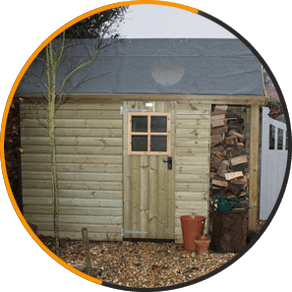 Tailor-made garden office