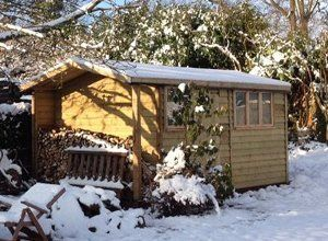 Chalets for your Christmas holidays