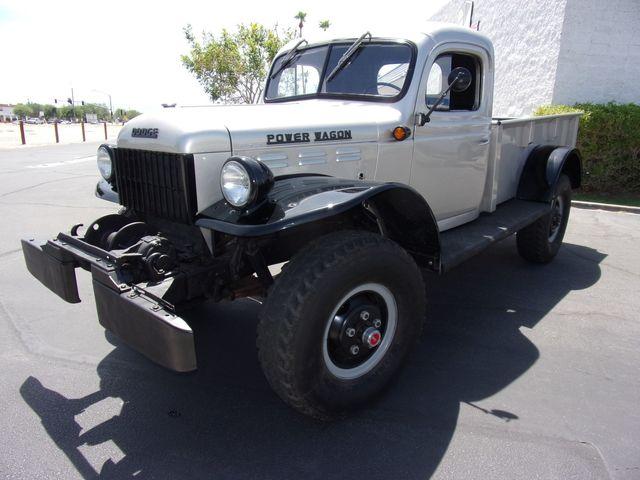 Dodge Power Wagons For Sale - Farm Vehicles| Indio, CA