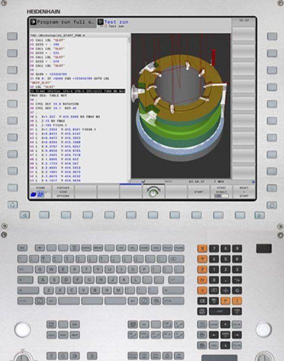 macchine utensili a controllo numerico