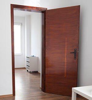 Wooden Door U2014 Interior Door In Sacramento, CA