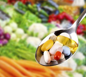 Standard Process Whole Food Supplements