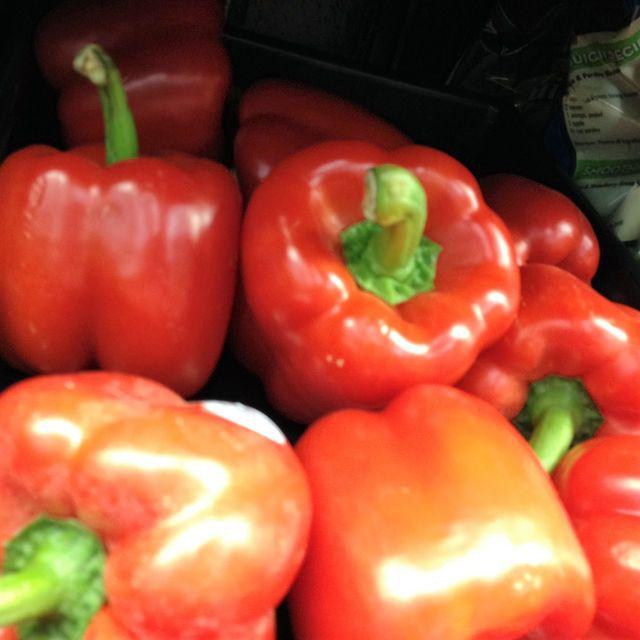 Swistak Farm peppers