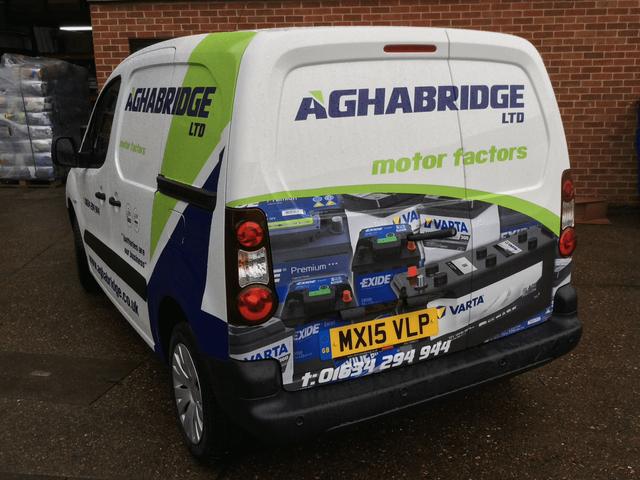 Aghabridge Maidstone
