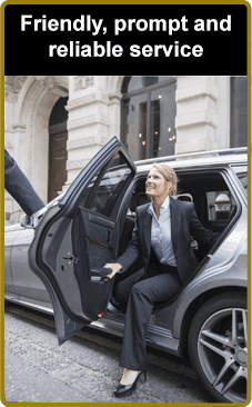 Personal taxi service - Chester, Cheshire West - Kingkabs - Friendly, promp and reliable service