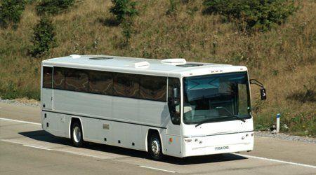 Luxury coach hire