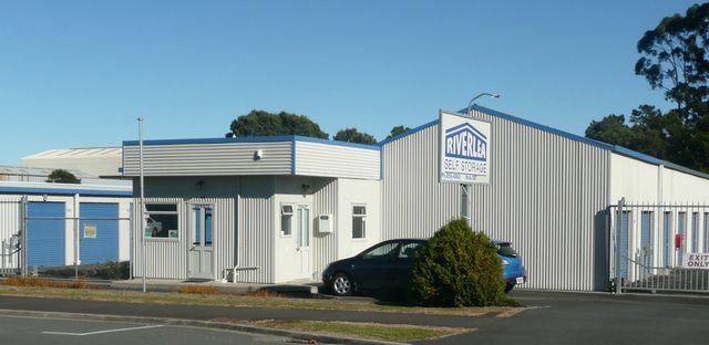 Our general storage facilities in Hamilton