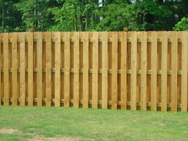 Wood Fences Wilmington, NC