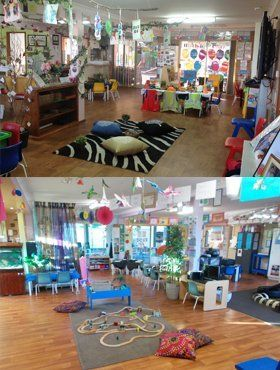 chillawong childcare centre and junior einsteins nurturing centre play rooms