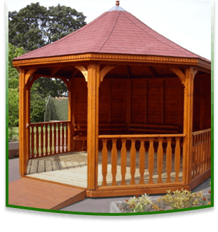 Timber buildings essex poulton portables for Garden shed essex
