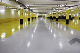Car Park Cleaning | Car Park Degreasing | Pressure Cleaning | High Pressure Cleaning | Power Sweeping | Power Scrubbing