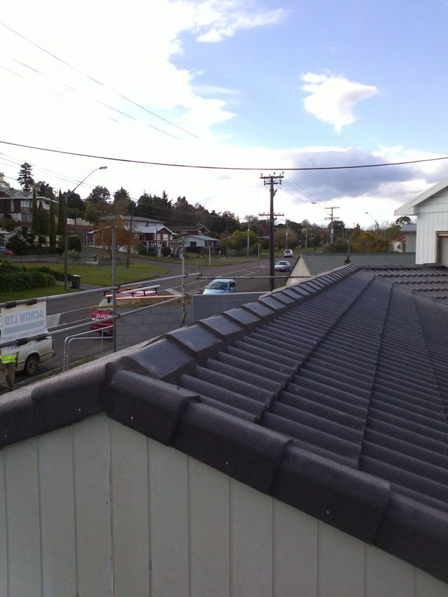Brand new roofing in Palmerston North