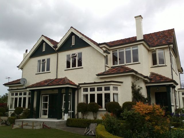 A roof completed by Palmerston North roofing services