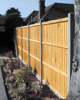 Fencing  - Harrow, London - Major-Minor Building Services  - Fence