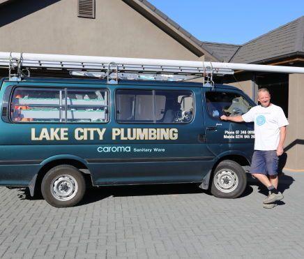 Plumbing service in Rotorua