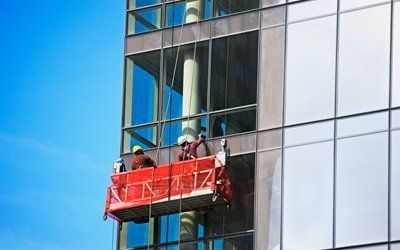 ONE-OFF COMMERCIAL WINDOW CLEANING
