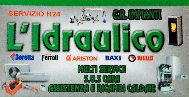 L`idraulico-logo