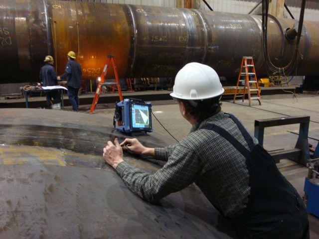 Non destructive inspections