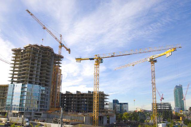 Crane inspection. non-destructive evaluation