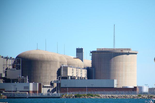 CANDU reactor NDE inspection