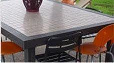 Tavoli e carpenteria leggera