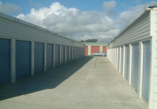Security at a storage facility
