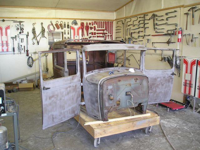 Walla Walla Hot Rod Restoration