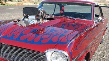 1963 Chevy Nova SS