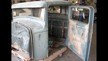 1934 Ford Pickup Cab