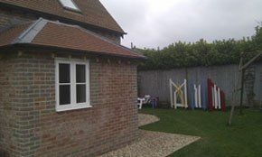 House extensions - Tadley, Hampshire - J Griffiths Building Services - Extension