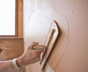 Wall plastering - Hungerford, West Berkshire - J Griffiths Building Services - Plastering