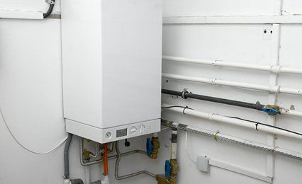 Pressurised system replacement