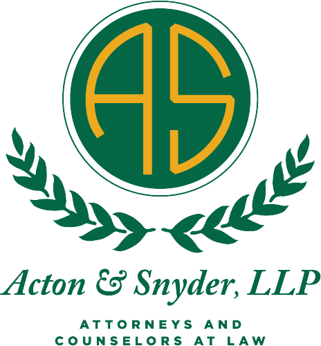 Law Firm — Vermilion County, Illinois — Acton & Snyder, LLP
