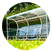 Swimming pool shelters and pool enclosures supplied in West ...