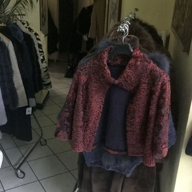 Custodia di pellicce