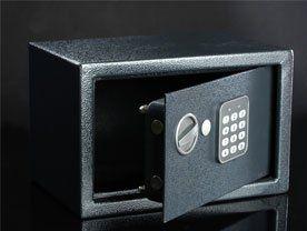 Freestanding safes