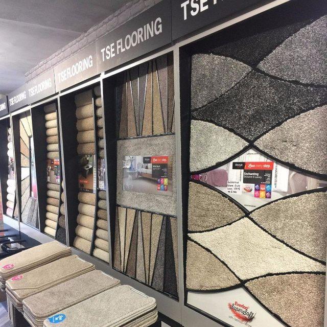 Carpet shop in Bangor