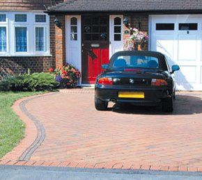 Driveways - Surrey - All Pavers - Paving