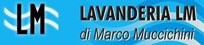 LAVANDERIA LM di MARCO MUCCICHINI logo