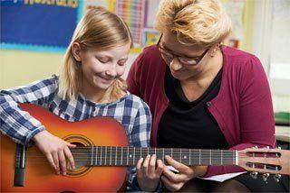 Teachers at Giuliano's School of Music