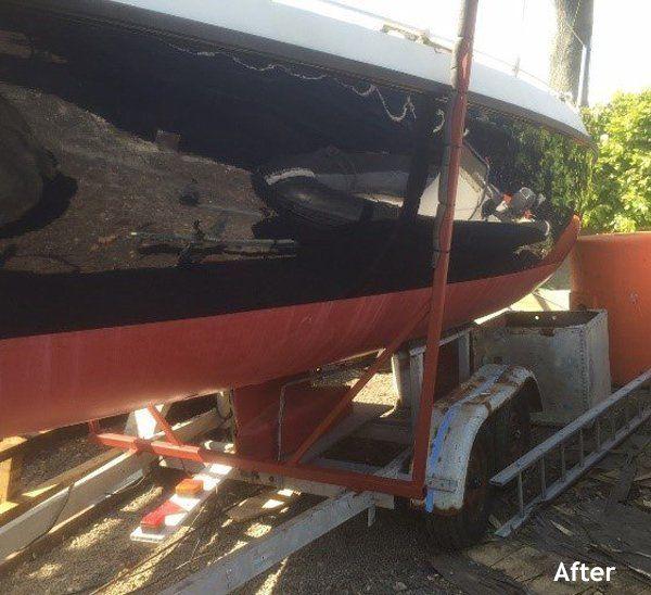 boat revamp