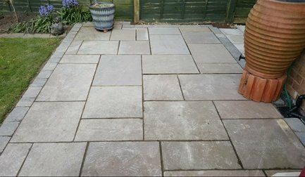 For Patio Laying In York And Across North Yorkshire, Call The Paving  Specialists At Toby H Johnson Ltd On 01904 448 248