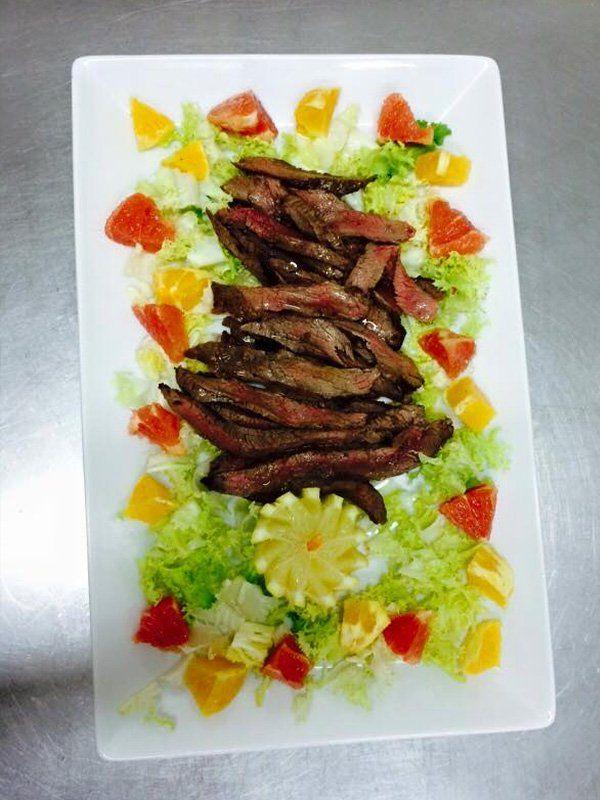 Carne alla griglia a Corridonia